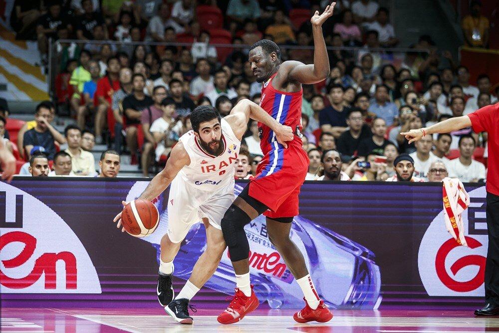 ایران آمار را برد، پورتوریکو بازی را