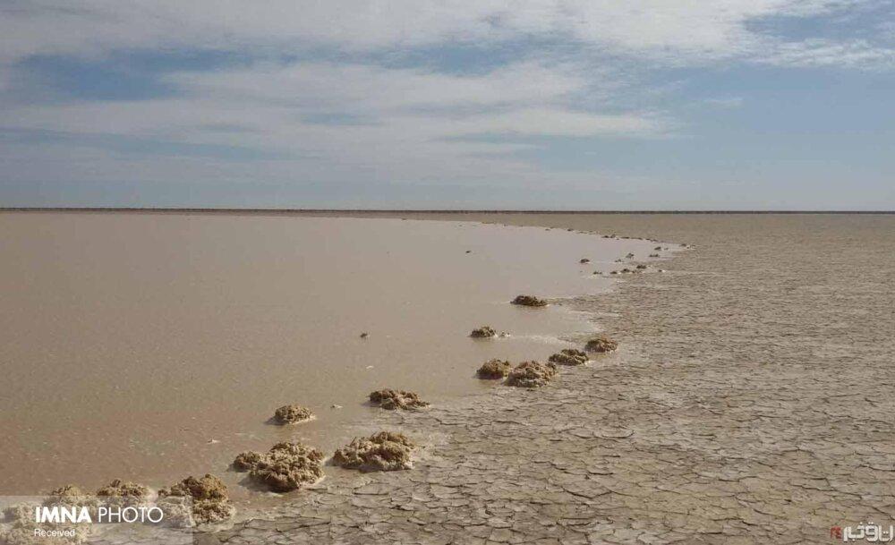 آبگیری تالاب هامون گرد و غبار سیستان را التیام میبخشد