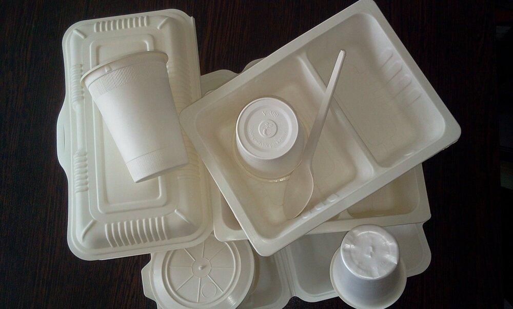 نگهداری غذای گرم در ظروف یکبار مصرف جنس فوم مناسبتر است