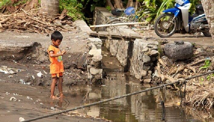 آب عامل انتقال انواع بیماریها به انسان
