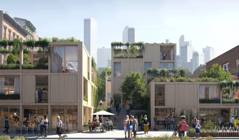 دهکده شهری؛ آینده خانهسازی در جهان