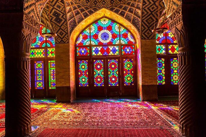 Iran Reviving Centuries-Old Girih Art