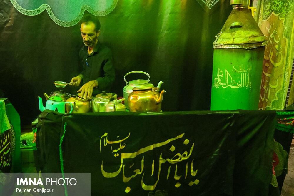 اعزام کاروان ۸۰۰ نفری خدامالحسین(ع) شهرداری مشهد به کشور عراق