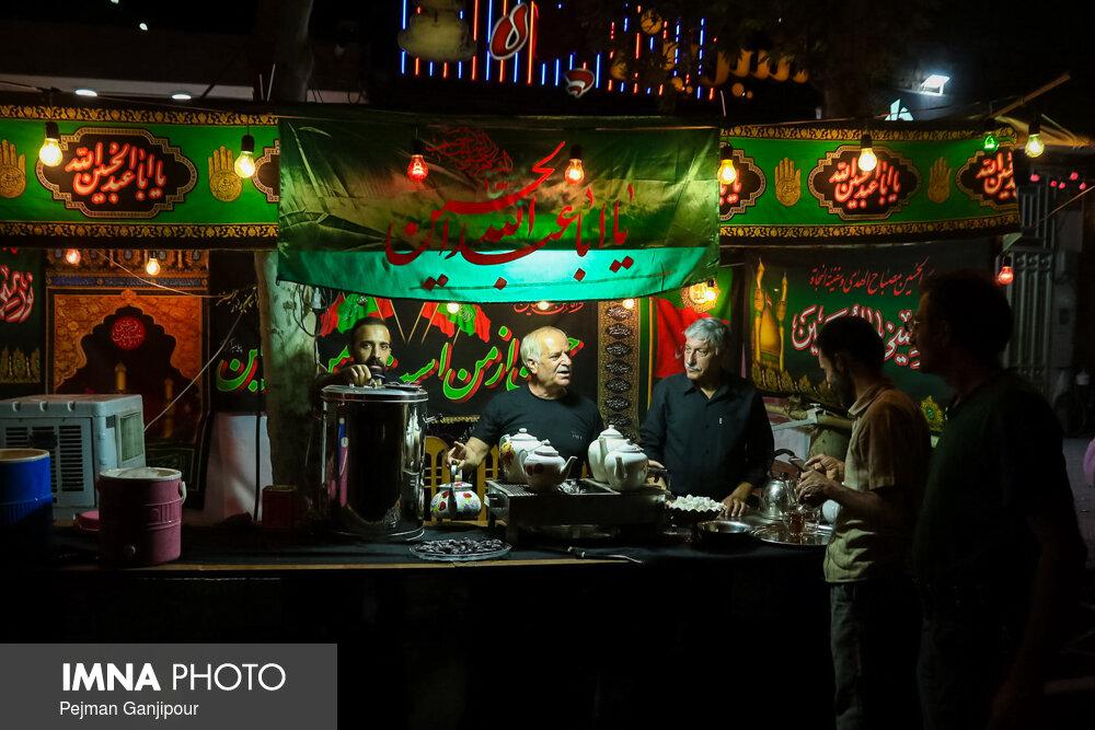 حال و هوای اصفهان در ماه محرم