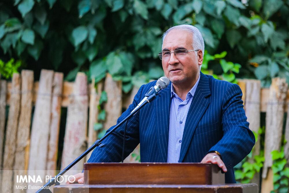 پای سخن معتمدان منطقه ۱۵ اصفهان