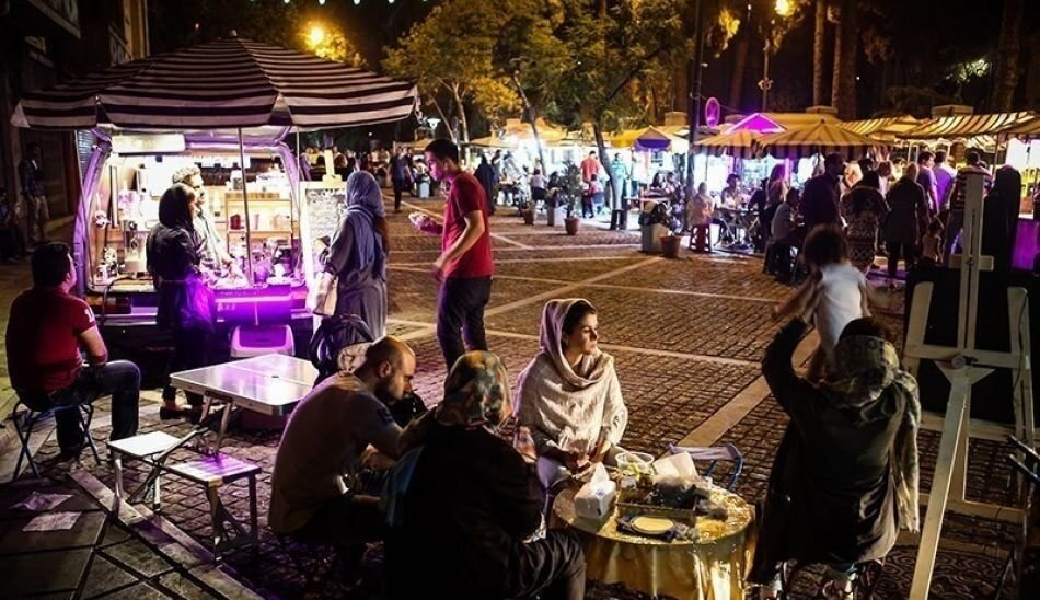 راهاندازی خیابانهای غذا به ارتقای کیفیت فضاهای شهری کمک میکند