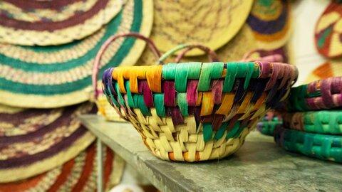 Persian Handicrafts; Diamonds in Land of Persia