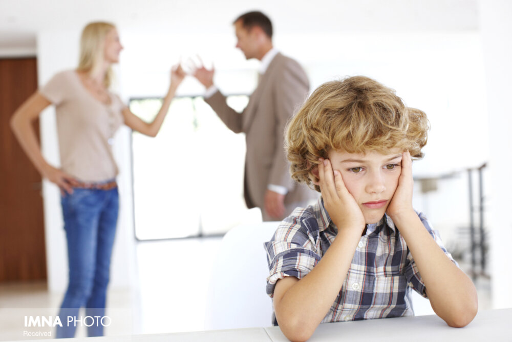 مرداب آسیبها در کمین کودکان طلاق