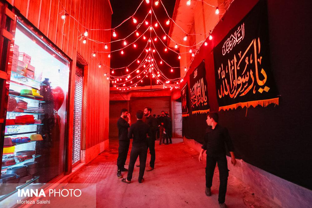 شهر همدان آماده میزبانی از ماه محرم