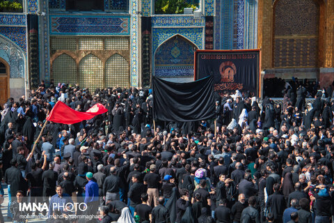 عاشورای حسینی در مشهد مقدس