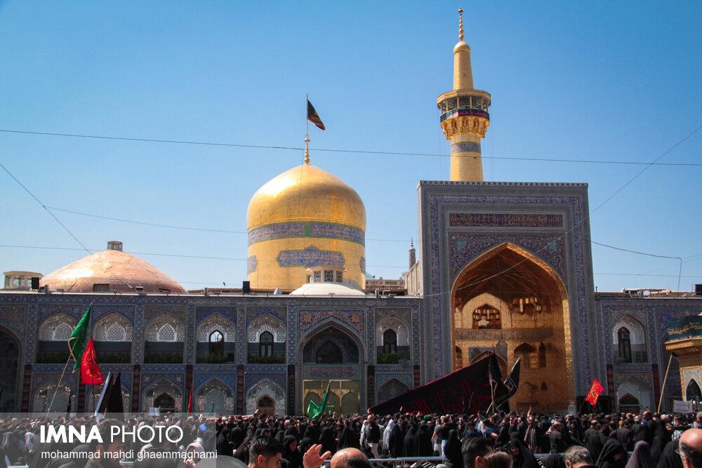 اعزام سی و پنجمین کاروان پاکبانان سمنانی به مشهد مقدس