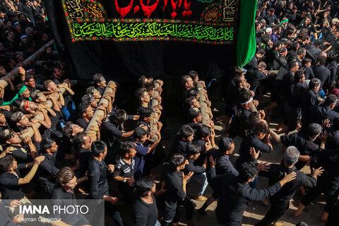 Nakhl- Gardani in Yazd