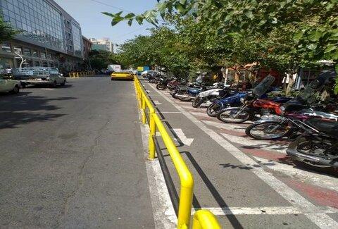 تشریح روشهای استفاده از خدمات پارکینگهای حاشیهای در قزوین