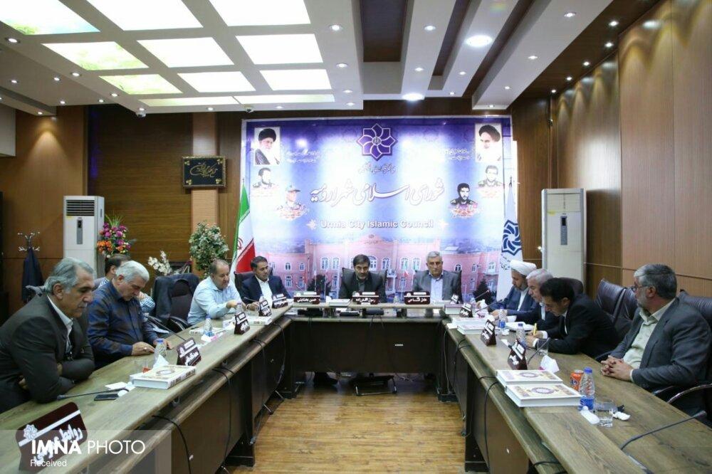 ترکیب سال چهارم شورای شهر ارومیه مشخص شد
