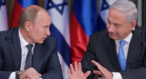 روسیه اسرائیل را از حمله به سوریه منع کرد
