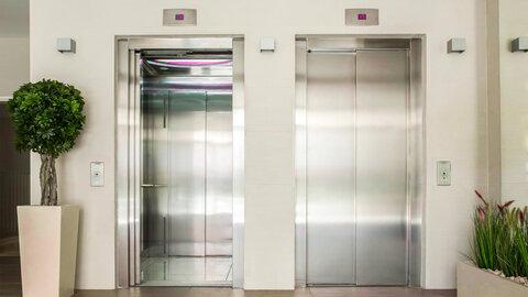 تاثیر کرونا بر استفاده از آسانسورها