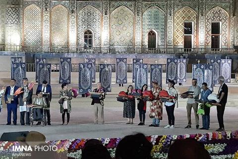 جایزه ۲هزار دلاری ازبکستان به هنرمند خراط ایرانی رسید
