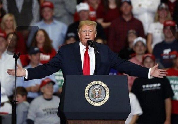 شکست ترامپ در انتخابات ریاست جمهوری قطعی نیست