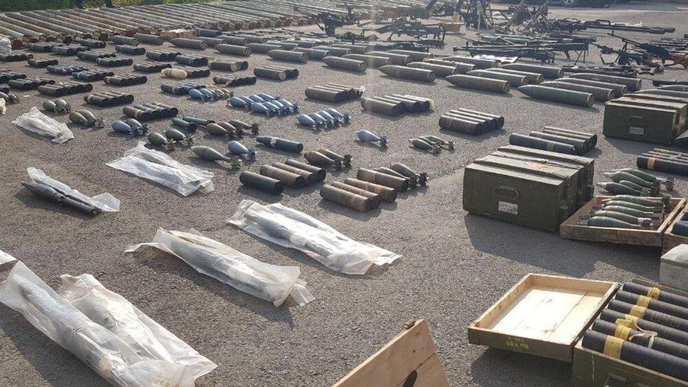 نقش تجارت تسلیحاتی در اقتصاد ایران