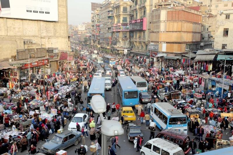 مصر با بحران پیادهرو مواجه است