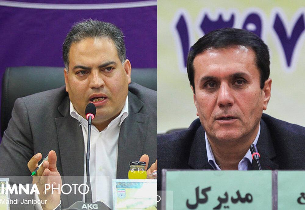 هیئت فوتبال هنوز پول روغن و بنزین مدیرکل را میدهد/ اصفهان پایگاه فوتبال ندارد