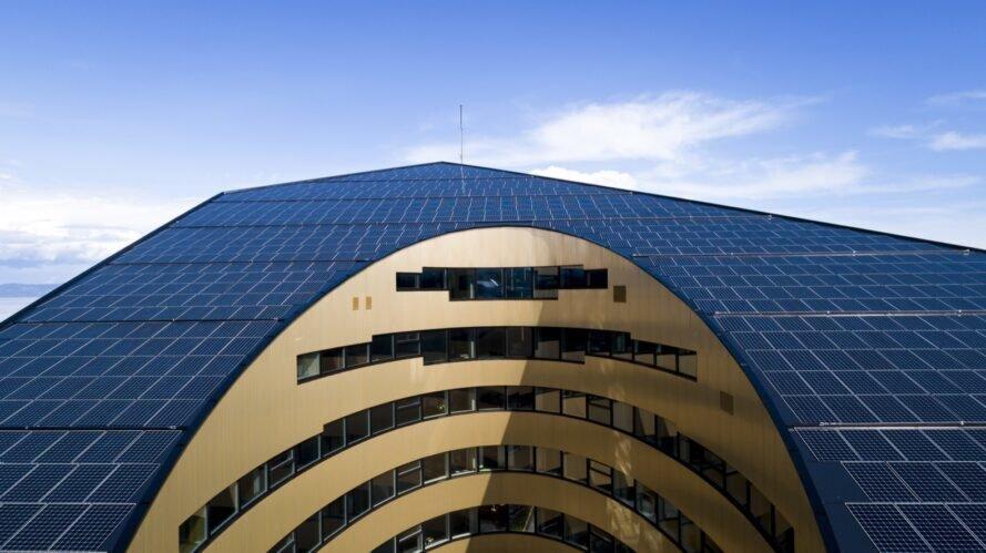 نروژ میزبان ساختمان انرژی مثبت جهان