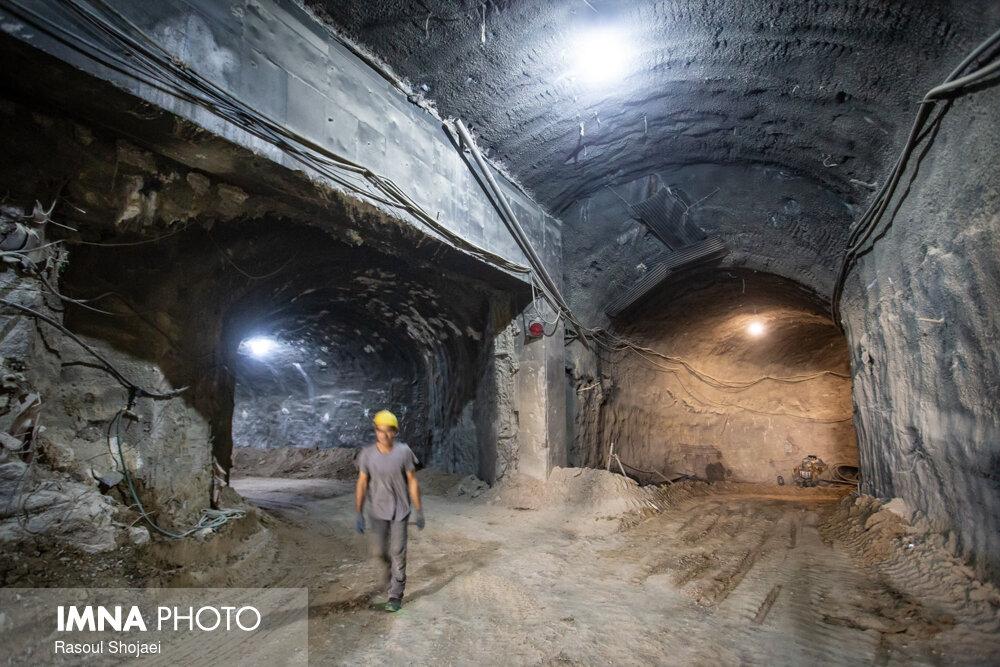 ایستگاه مترو کیانشهر هفته آینده افتتاح میشود
