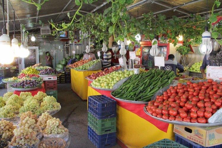 جانمایی ۱۰ نقطه در شهر ایلام برای احداث بازارچه میوه و ترهبار