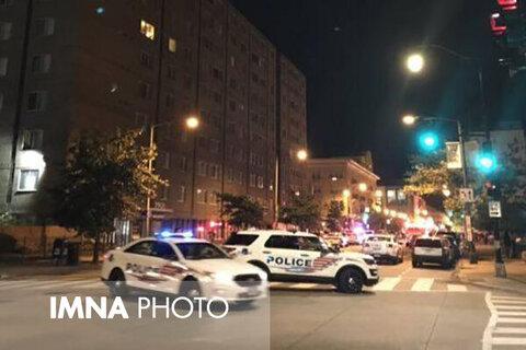 ۶ کشته و زخمی در تیراندازی در حوالی کاخ سفید