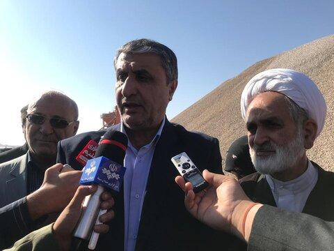 کنارگذر شرق اصفهان تا پایان بهار ۹۹ به بهره برداری میرسد