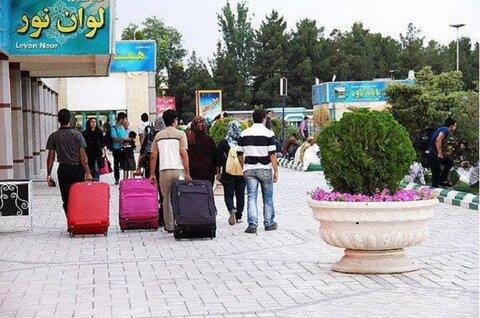 پایانههای مسافربری آماده پذیرایی از دانشجویان است