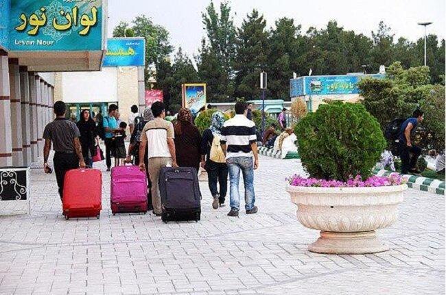 خدمترسانی پایانههای اصفهان به۱۳ میلیون مسافر