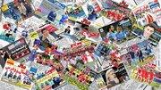 روزنامه های ورزشی ۸ بهمن ماه؛ بولدوزر سواری روی اعصاب هوادار