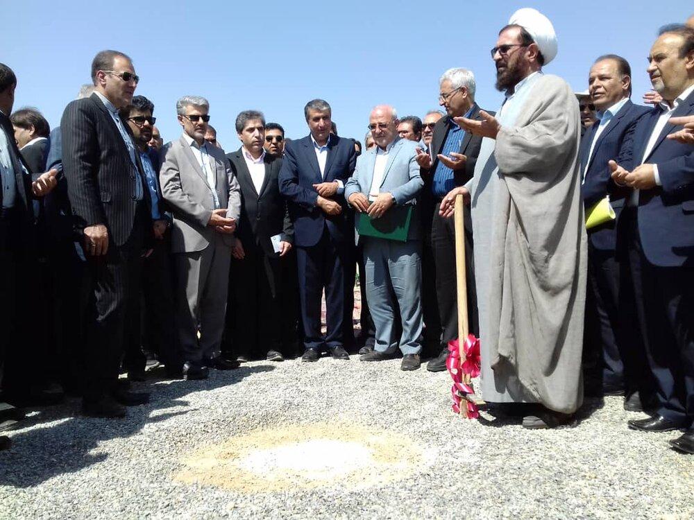 احداث ۱۰۸۰ باب مسکن طرح اقدام ملی در شاهینشهر کلید خورد