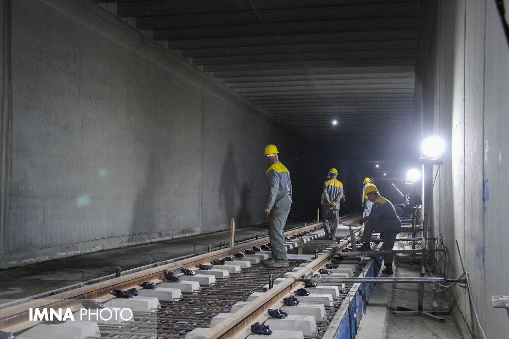 صدور مجوز انتشار ۲۵۰ میلیارد تومان صکوک برای تکمیل متروی بهارستان