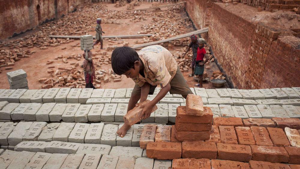 بدترین کشورهای جهان برای کودکان کار