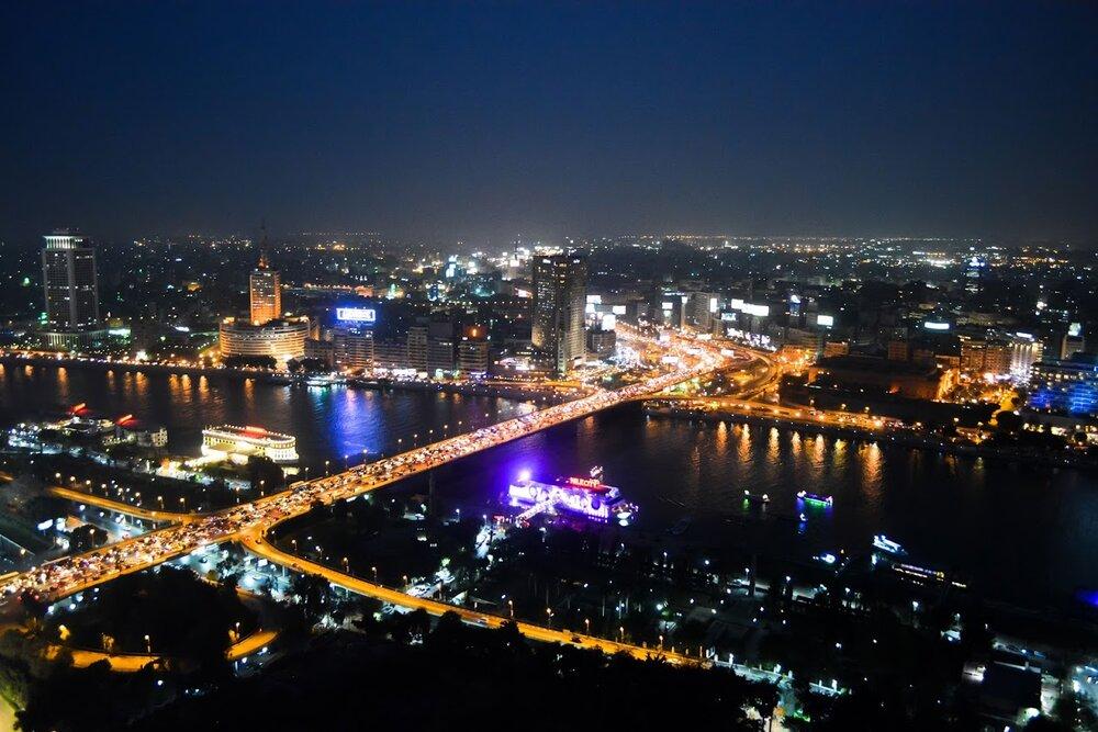 خیابانهای مصر به چراغهای خورشیدی مجهز میشود