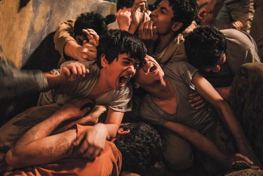 روایتی از ۲۳ اسیر نوجوان