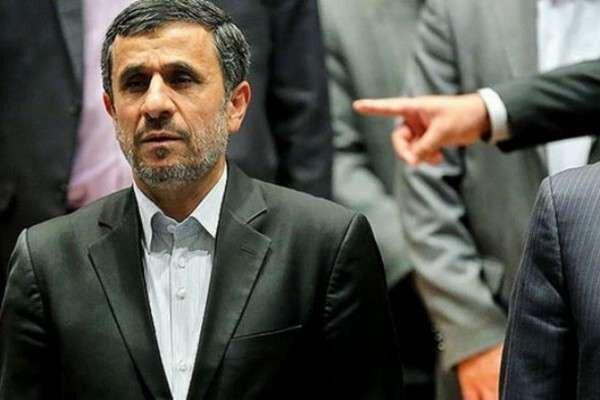 احمدینژاد رد صلاحیت می شود؟
