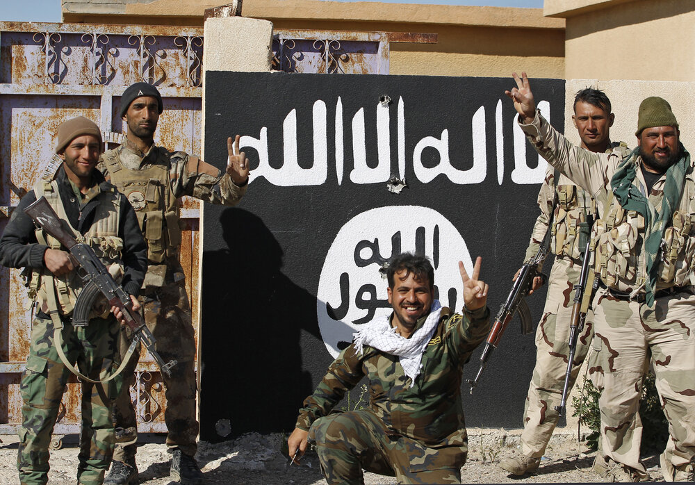 داعش با جانشین بغدادی بیعت کرد