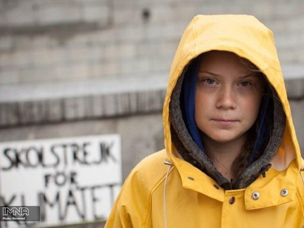 گرتاتونبرگ جایزه ۱ میلیون یورویی را به مدافعان محیط زیست اهدا کرد