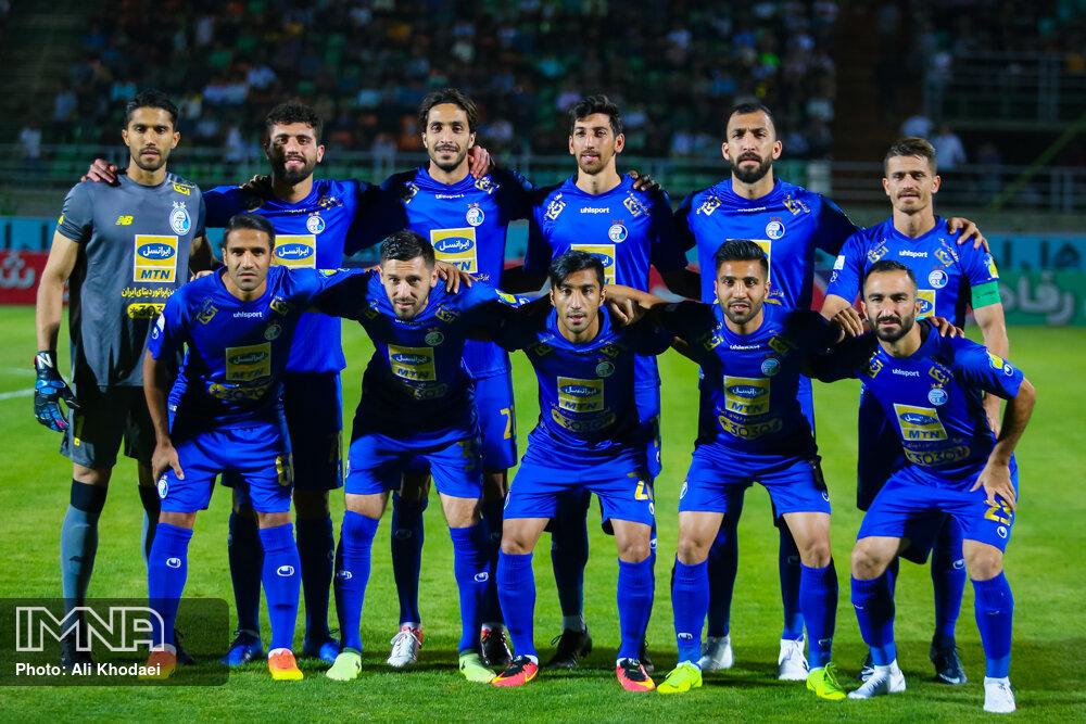 اعلام فهرست نهایی استقلال برای لیگ قهرمانان آسیا
