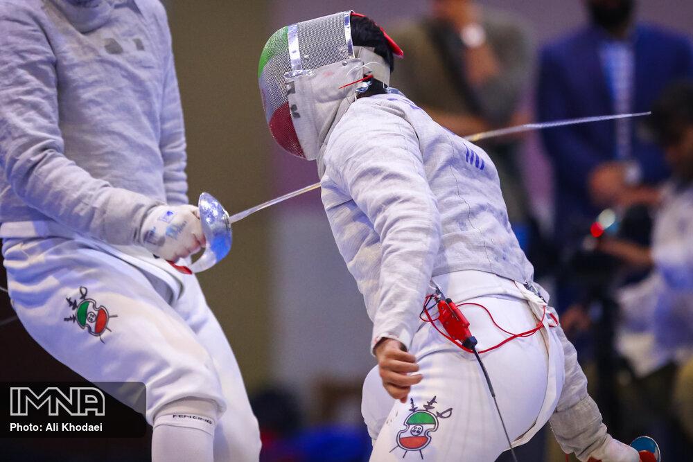 شمشیربازان برای اعزام به المپیک توکیو «نونوار» می شوند