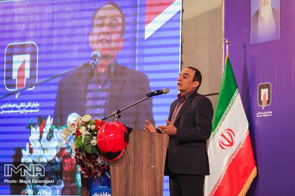 افزایش ۲۸ دستگاه خودرو امدادی به ناوگان آتش نشانی اصفهان