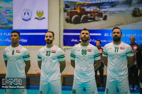 هندبال ایران بر سکوی ششم آسیا ایستاد