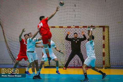 طباطبایی: تقویت هندبال استان اصفهان تقویت هندبال کشور است