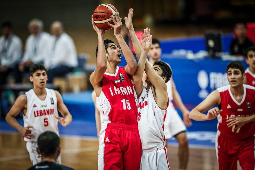 دو اصفهانی در اردوی تیم ملی بسکتبال نوجوانان