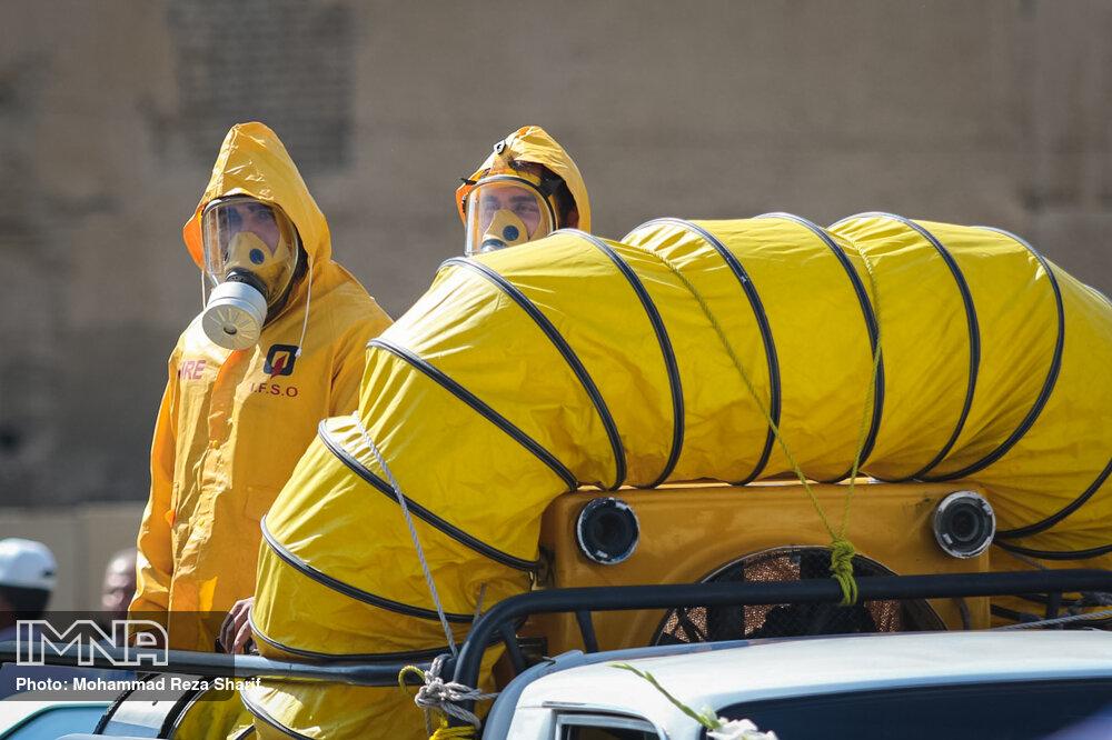 آتشنشانان اراکی به لباس استاندارد مجهز شدند
