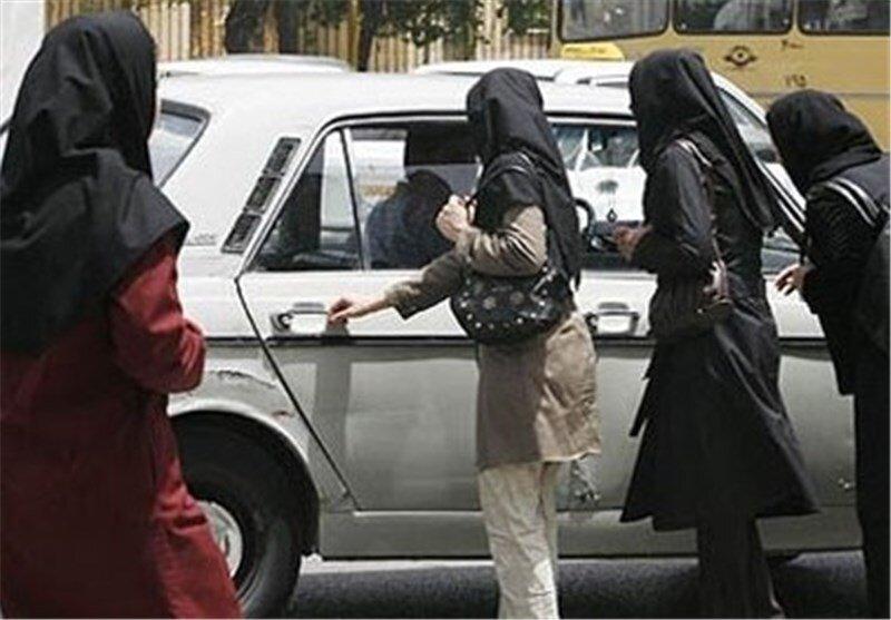 آغاز طرح برخورد با مسافربرهای شخصی شیراز