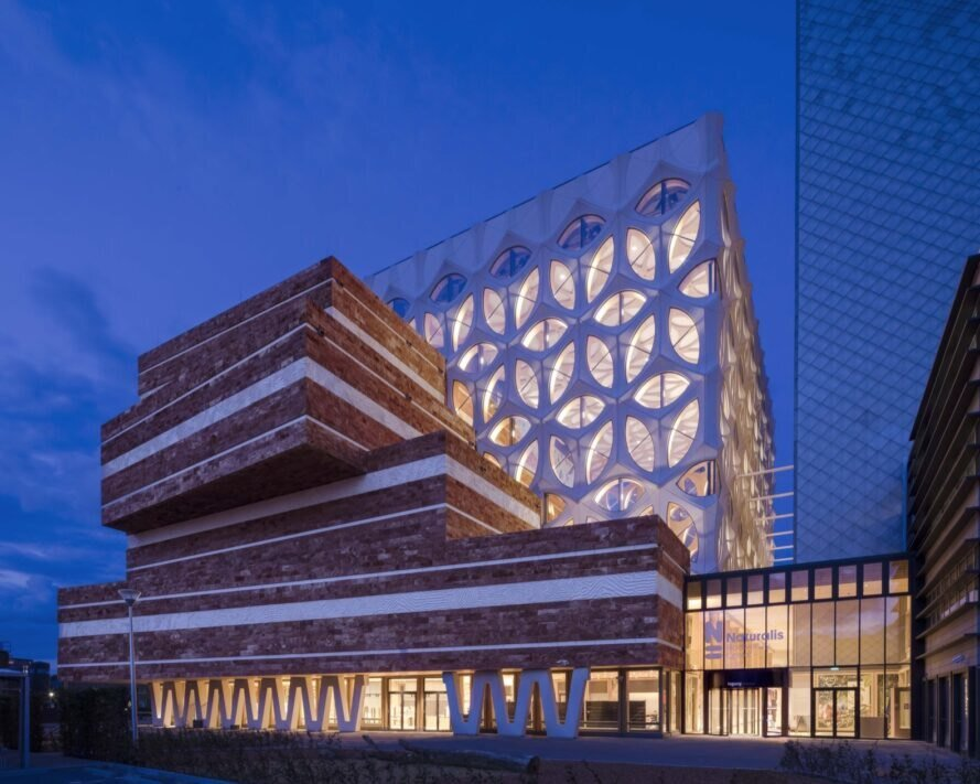 بازسازی موزه تاریخ طبیعی هلند